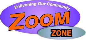 Zoom Zone logo